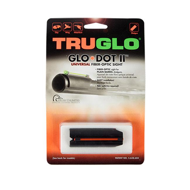 Σκοπευτικό TRUGLO TG92A οπτικής ίνας σε κόκκινο