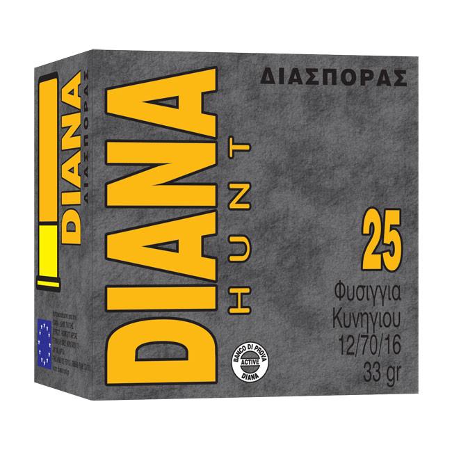 DIANA ΔΙΑΣΠΟΡΑΣ 33