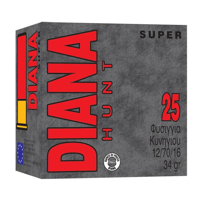 DIANA SUPER ΚΟΚΚΙΝΟ