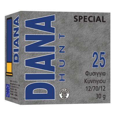 DIANA SPECIAL ΜΠΛΕ